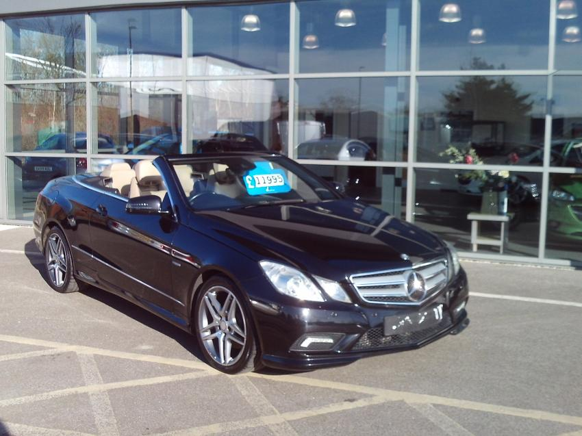 Mercedes-Benz E350 Sorry Sold