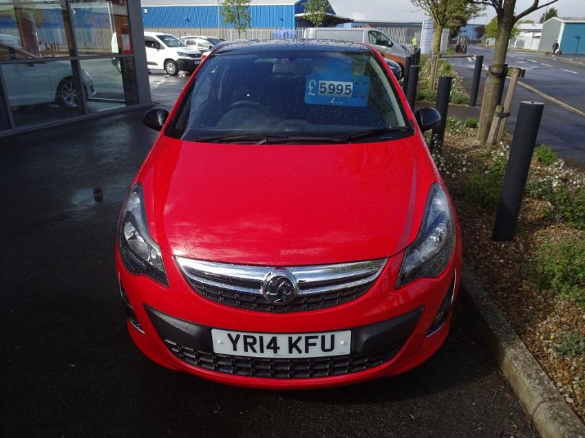 Vauxhall Corsa SORRY SOLD