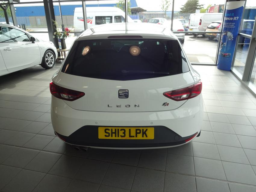 Seat Sorry Sold Leon New Shape