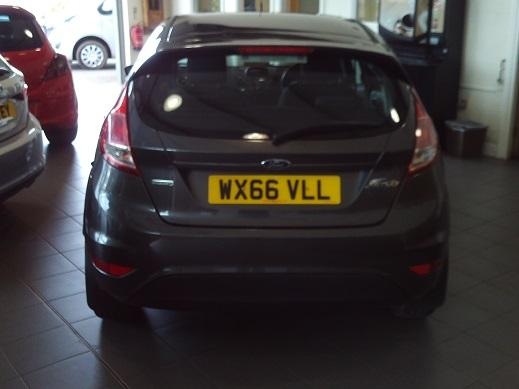 Ford Fiesta SORRY SOLD