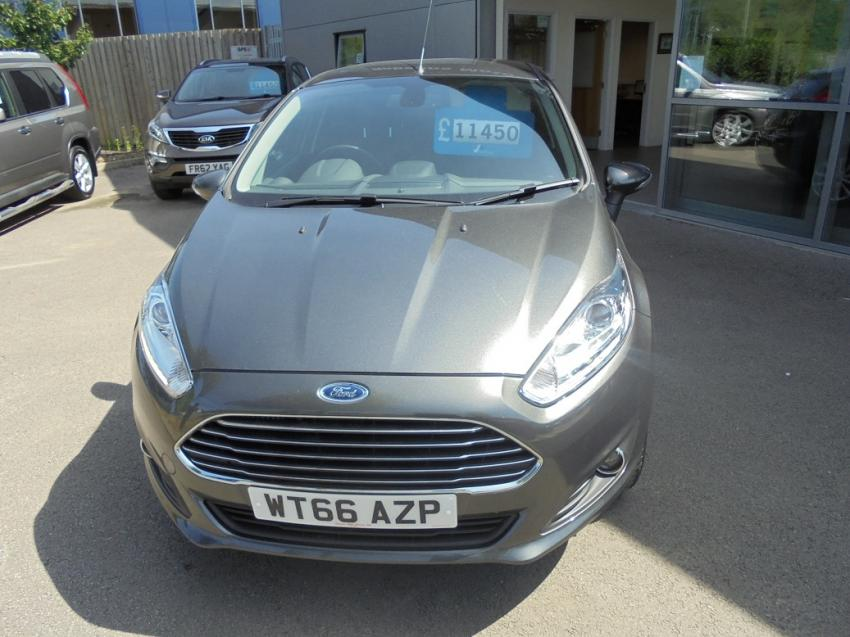 Ford Fiesta Titanium SORRY SOLD